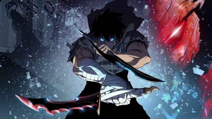 Solo Leveling Chapter 156