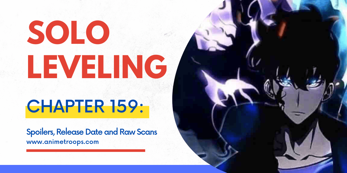 Solo Leveling Chapter 159