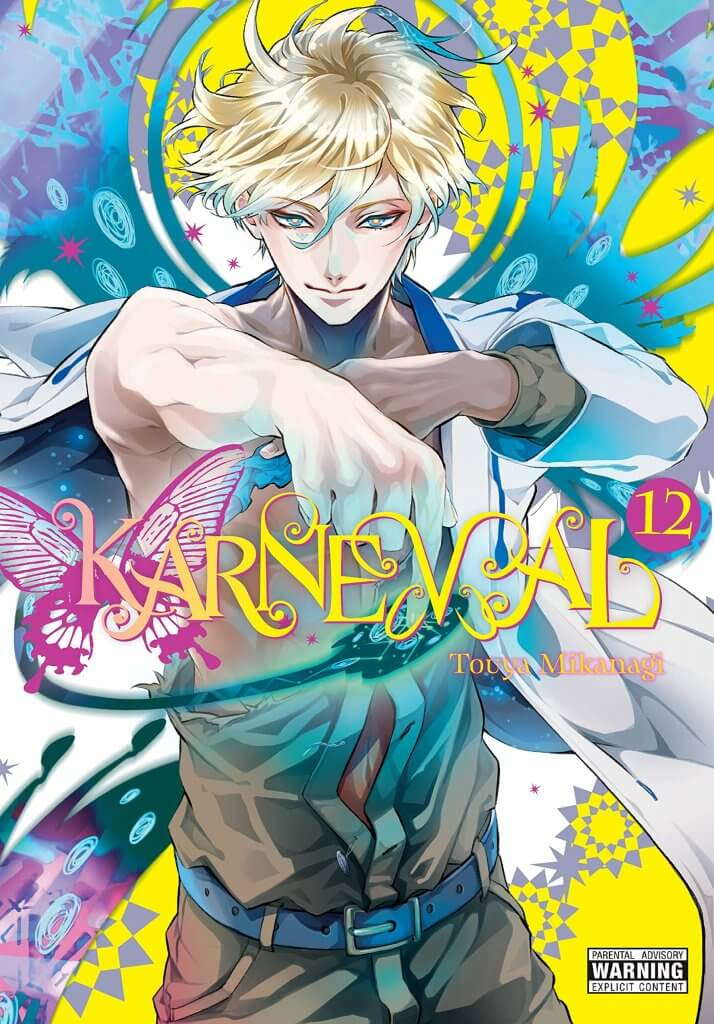 North American Manga Releases for July 2021: Week 4 (From July 27 to August 2)