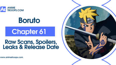 Boruto Chapter 61 Raw Scans, Spoilers, Leaks & Release Date