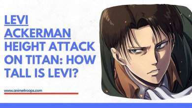 Levi Ackerman height Attack on Titan: How tall is Levi?