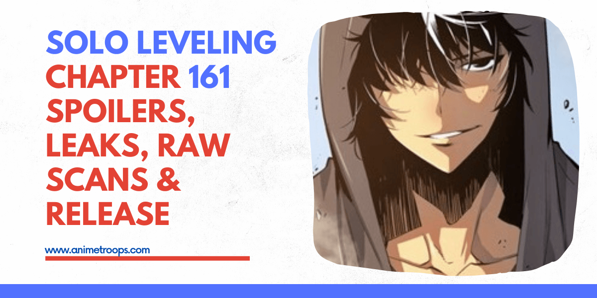 Solo Leveling Chapter 161