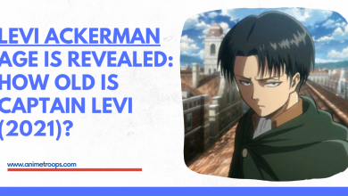Levi Ackerman Real Age is Revealed: How Old Is Captain Levi (2021)?